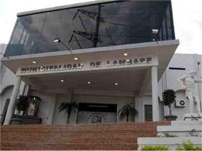 Mario Abdo designa interventor de la Municipalidad de Lambaré