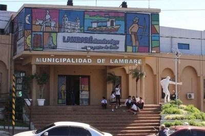 Segundo intento del Ejecutivo para que la administración municipal de Lambaré tenga interventor