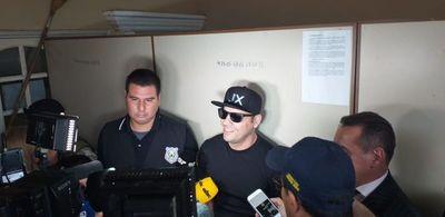 """Jueza niega libertad a """"Cucho"""" Cabaña"""