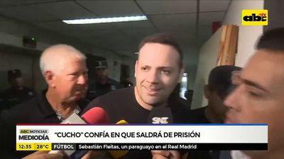"""Reinaldo Javier """"Cucho"""" Cabaña seguirá preso en Tacumbú"""