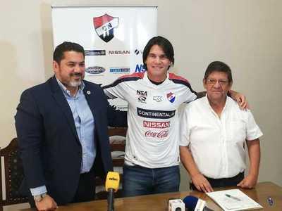 Guillermo Beltrán es nuevo jugador de Nacional
