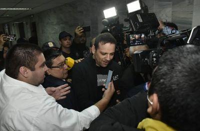 Cucho seguirá preso en Tacumbú
