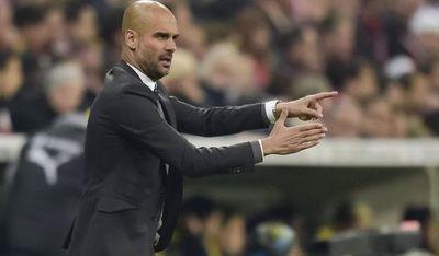 """Guardiola: """"Quiero quedarme la próxima temporada"""""""