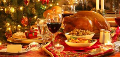 Consejos para comer sano en las fiestas de fin de año