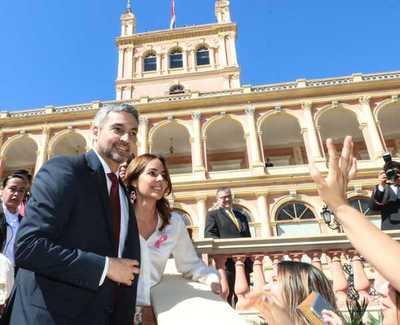 Presidente apela a la unidad y reconciliación entre paraguayos en su mensaje navideño