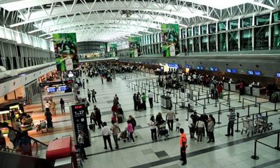 Dos personas que se dirigían a Paraguay fueron detenidas por trata