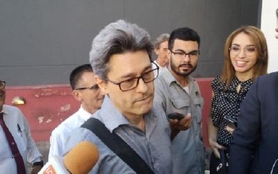 Camilo Soares promete aportar más pruebas en caso Ferreiro