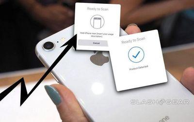 Trabajar en el iPhone con automatización y etiquetas NFC