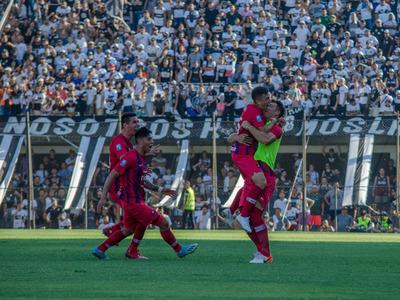 Los cinco mejores goles de Cerro en el año