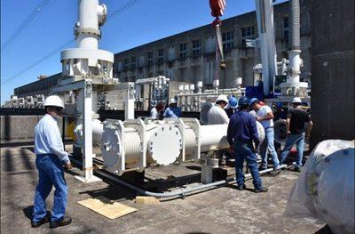 Paraguay accederá al 100% de su energía de Yacyretá este viernes