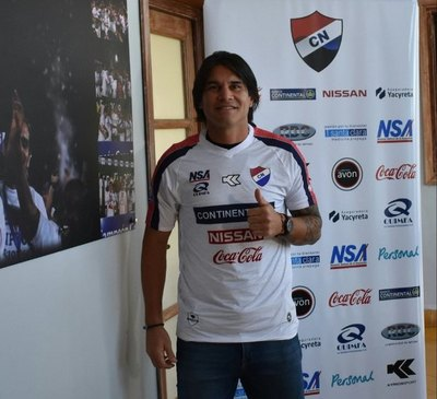 Guillermo Beltrán fue presentado en Nacional