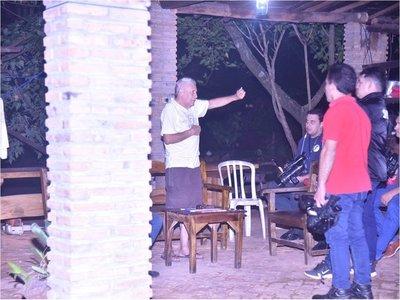 Delincuentes roban G. 70 millones de un parque ecológico en Areguá