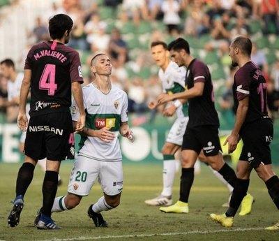 Danilo Ortiz no sigue en el Elche CF