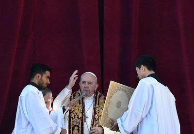 """El papa pide """"esperanza"""" para naciones americanas inmersas en """"agitación social y política"""""""