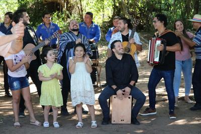 "Tierra Adentro comparte videoclip de ""El Sapukái"""