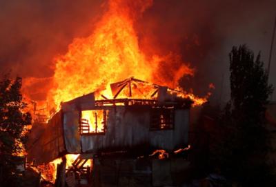 Gobierno de Chile presentará una querella por delito de incendio