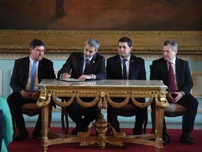 Ejecutivo finaliza promulgación de leyes contra el crimen organizado