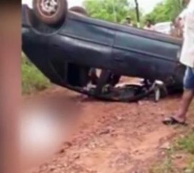 Niño de 10 años muere en accidente de tránsito