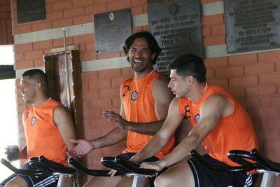 Roque persigue la Libertadores