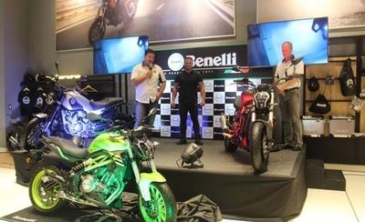 HOY / Lanzan nuevo modelo de moto Benelli