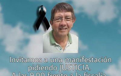 Familiares de cambista asesinado piden justicia