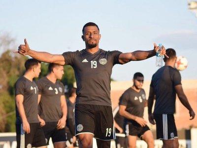 Farid Díaz está para volver al fútbol de Paraguay