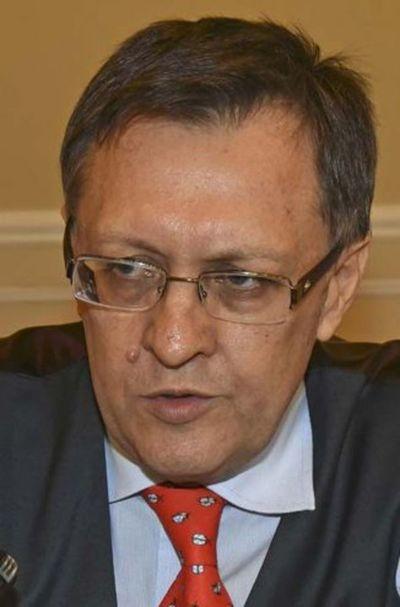 Abdo decretó varios cambios en Cancillería