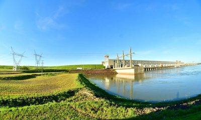 Paraguay dispondrá de 100% de energía de Yacyreta
