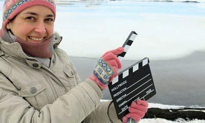 Turista de cine va al lugar de los hechos y sus fotografías conquistan Internet