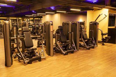 Cadena internacional fitness llegó al país