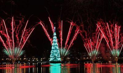 Río espera récord de 1,8 millones de turistas para su fiesta de año nuevo