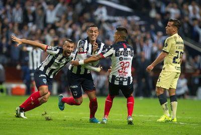 Monterrey vence a América en la final de ida