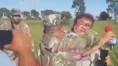 """Periodista agredido en PJC: """"Nos salvamos, ellos se prepararon para disparar"""""""