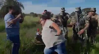 FF.AA. abre sumario para aclarar incidente entre militar y periodistas