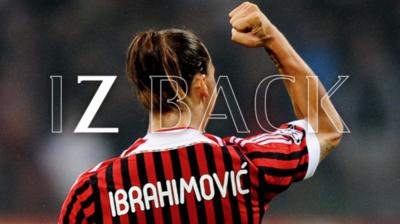 HOY / Milan oficializa la vuelta del sueco Ibrahimovic