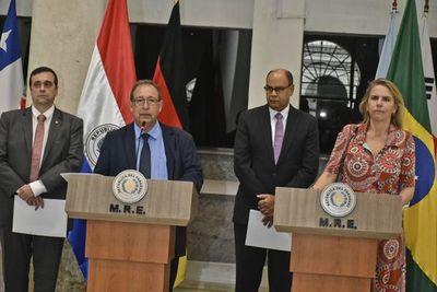 Acuerdo automotor con Brasil se firmará en enero