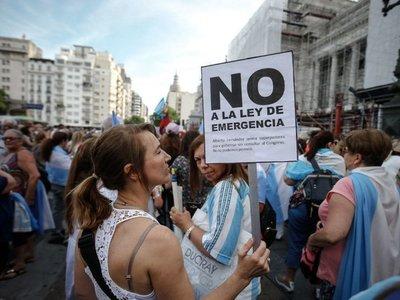 Provincias argentinas aumentarán impuestos ante la emergencia