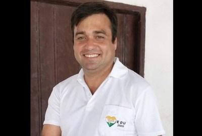 Edu Riquelme es el candidato oficial a intendente de San Juan Bautista por del ''Equipo Joven''