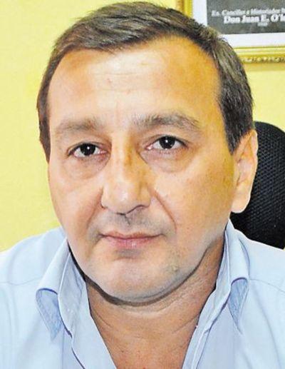Destituyen a intendente de Juan E. O´Leary