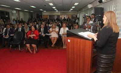 HOY / Fiscalía General presenta balance de gestión y aboga por más presupuesto