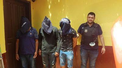 Confirman monto robado de banco de San Pedro: G. 1.130 millones