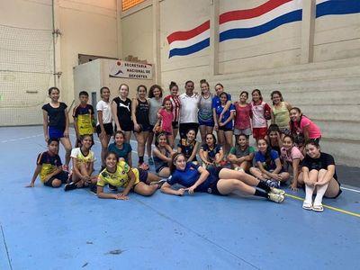 Handball Solidario con total éxito