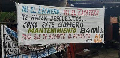 Alo Rene denuncia amedrentamientos de Dionisio Amarilla