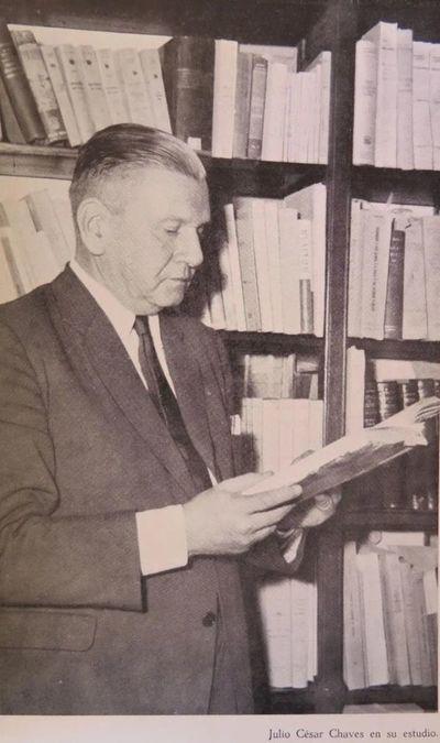 Homenaje a un maestro, Julio César Chaves, a 30 años de su partida
