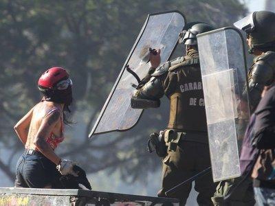 Conmoción en Chile por hombre que murió electrocutado