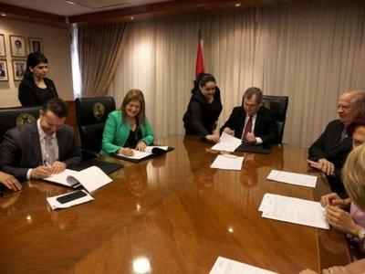 Ejecutivo y Poder Judicial crearán registro único de datos antilavado