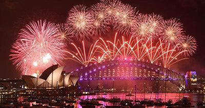 Piden cancelar espectáculo pirotécnico de Fin de Año en Sídney por incendios