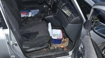 Policía ebrio atropelló a adolescente
