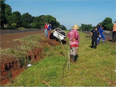 Niña de 12 muere atropellada al intentar cruzar la ruta en Alto Paraná