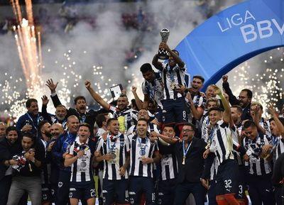 ¡Monterrey es campeón!